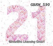 Kate, CHILDREN BOOKS, BIRTHDAY, GEBURTSTAG, CUMPLEAÑOS, paintings+++++Hearts final.,GBKM590,#bi#, EVERYDAY ,age cards