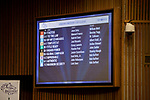 November 2, 2020: Scenes from the Post Position Draw for the Breeders' Cup at Keeneland Racetrack in Lexington, Kentucky on November 2, 2020. Alex Evers/Eclipse Sportswire/Breeders Cup