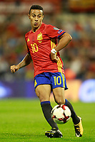Spain's Thiago Alcantara during FIFA World Cup 2018 Qualifying Round match. October 6,2017.(ALTERPHOTOS/Acero) /NortePhoto.com /NortePhoto.com