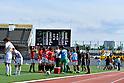 Soccer : Plenus Nadeshiko League Cup 2017 : Urawa Reds Ladies 0-0 Vegalta Sendai Ladies