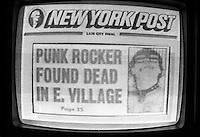 Punk rocker G.G. Allin on the Jane Whitney Show.
