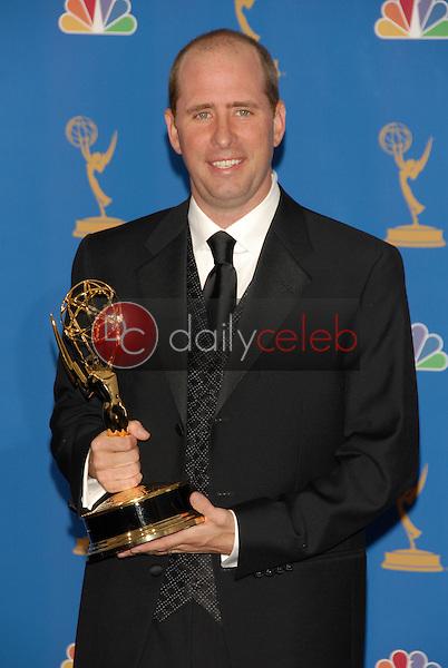 Gregory Thomas Garcia<br />in the Press Room at the 58th Annual Primetime Emmy Awards. The Shrine Auditorium, Los Angeles, CA. 08-27-06<br />Scott Kirkland/DailyCeleb.com 818-249-4998