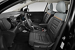 Front seat view of 2022 Citroen C3-Aircross Shine 5 Door SUV Front Seat  car photos