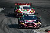 #86 Meyer Shank Racing w/ Curb-Agajanian Acura NSX GT3, GTD: Mario Farnbacher, Trent Hindman, /9/