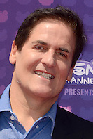 LOS ANGELES - APR 29:  Mark Cuban at the 2016 Radio Disney Music Awards at the Microsoft Theater on April 29, 2016 in Los Angeles, CA