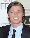 Garrett Hedlund at The AFI FEST 2012 On The Road Gala Screening held at The Grauman's Chinese Theatre in Hollywood, California on November 03,2012                                                                               © 2012 Hollywood Press Agency
