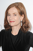 Isabelle Huppert<br /> at the 2017 Critic's Circle Film Awards held at the Mayfair Hotel, London.<br /> <br /> <br /> ©Ash Knotek  D3219  22/01/2017