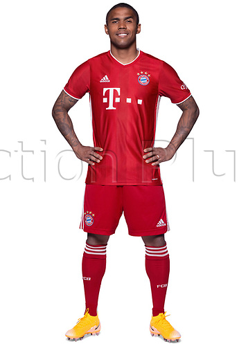 26th October 2020, Munich, Germany; Bayern Munich official seasons portraits for season 2020-21;  Douglas Costa