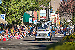 The Carson City Visitors Bureau Willys participates in the Nevada Day parade in Carson City, Nev., on Saturday, Oct. 31, 2015. <br /> Photo by Cathleen Allison
