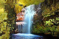 SC -  Prov. SUTHERLAND<br /> Smoo Cave near  Durness<br /> <br /> Full size: 61,4 MB