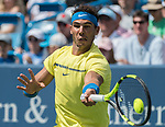 Rafael Nadal (ESP) defeated Albert Ramos-Vinolas (ESP) 7-6, 6-2