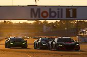 2017 IMSA WeatherTech SportsCar Championship<br /> Mobil 1 Twelve Hours of Sebring<br /> Sebring International Raceway, Sebring, FL USA<br /> Saturday 18 March 2017<br /> 86, Acura, Acura NSX, GTD, Oswaldo Negri Jr., Tom Dyer, Jeff Segal<br /> World Copyright: Jake Galstad/LAT Images<br /> ref: Digital Image lat-galstad-SIR-0317-14630