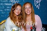 Enjoying the evening in Molly J's on Friday, l to r: Shauna Coffey and Grainne O'Carroll.