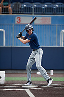 Andrew Casey during the Under Armour All-America Game Practice, powered by Baseball Factory, on July 21, 2019 at Les Miller Field in Chicago, Illinois.  (Mike Janes/Four Seam Images)