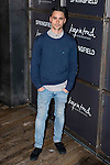 "XXX attends to the presentation of the Springfiled Fashion Film of Christmas ""Keep in Touch"" at Luchana Theater in Madrid, November 17, 2015.<br /> (ALTERPHOTOS/BorjaB.Hojas)"