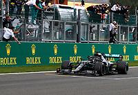 30th August 2020, Spa Francorhamps, Belgium, F1 Grand Prix of Belgium , Race Day;  44 Lewis Hamilton GBR, Mercedes-AMG Petronas Formula One Team