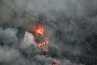 Duckett Fire