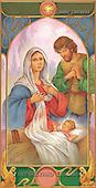 Vicki, HOLY FAMILIES, paintings, BRTOCH08865,#XR# Weihnachten, Navidad, illustrations, pinturas