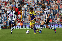 Pictured: Alejandro Pozuelo (C).<br /> Sunday 01 September 2013<br /> Re: Barclay's Premier League, West Bromwich Albion v Swansea City FC at The Hawthorns, Birmingham, UK.