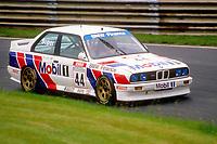 1991 British Touring Car Championship.  #44 Steve Soper (GBR). BMW Team Finance. BMW M3.