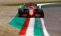 1st November 2020, Imola, Italy; FIA Formula 1 Grand Prix Emilia Romagna, Race Day;  5 Sebastian Vettel GER, Scuderia Ferrari Mission Winnow