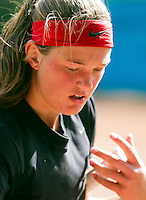 07-09-11, Tennis, Alphen aan den Rijn, Tean International, Bibiane Schoofs