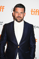 ADAM SINCLAIR - RED CARPET OF THE FILM 'THE TERRY KATH EXPERIENCE' - 41ST TORONTO INTERNATIONAL FILM FESTIVAL 2016 . 15/09/2016. # FESTIVAL INTERNATIONAL DU FILM DE TORONTO 2016