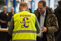 Day one of the annual UKIP conference in Birmingham. 21-9-18