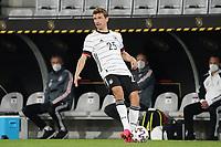 Thomas Mueller (Deutschland Germany) gibt Anweisungen - Innsbruck 02.06.2021: Deutschland vs. Daenemark, Tivoli Stadion Innsbruck