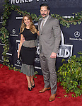 Joe Manganiello, Sofia Vergara attends The Universal Pictures World Premiere of Jurassic World held at The Dolby Theatre  in Hollywood, California on June 09,2015                                                                               © 2015 Hollywood Press Agency