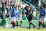 31.03.2019 Celtic v Rangers: Alfredo Morelos sent off