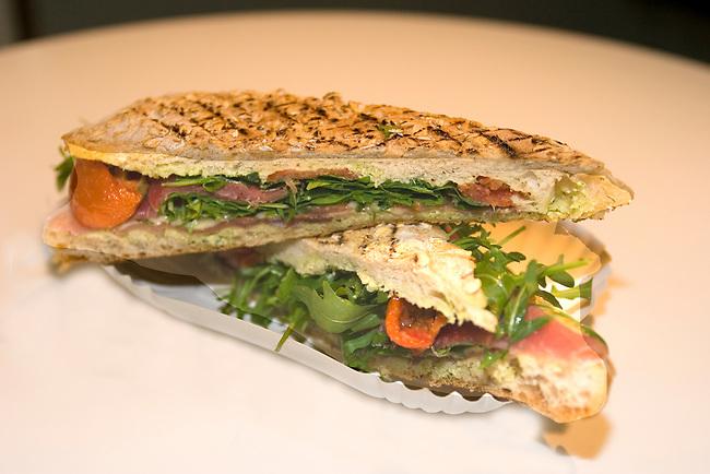 Sandwich, Cojean Restaurant, Paris, France, Europe