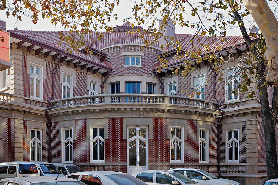 Rear Of The Consul-General's Residence, Tianjin (Tientsin).