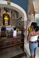 Cuba, Wallfahrtskirche  El Cobre bei Santiago de Cuba