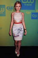 NEW YORK CITY, NY, USA - MAY 15: Rose McIver at The CW Network's 2014 Upfront held at The London Hotel on May 15, 2014 in New York City, New York, United States. (Photo by Celebrity Monitor)