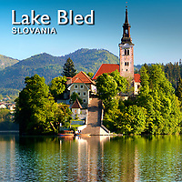 Slovanian Lakes   Slovania Bled Pictures Photos Images & Fotos