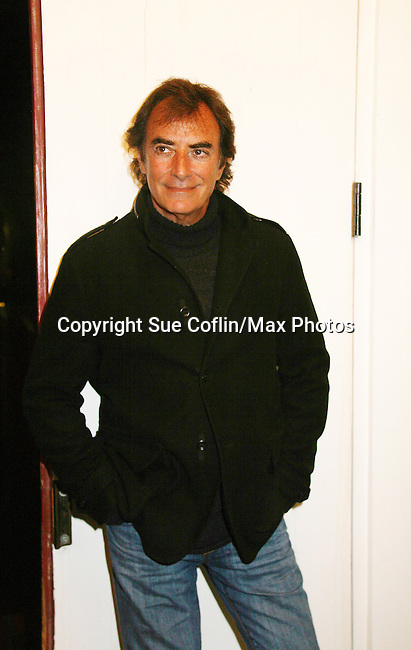 """Days of Our Lives and Mission Impossible star Thaao Penghlis """"Tony DiMera"""" and General Hospital's """"Victor Cassadine"""" is starring in Class at the Cape May Stage in Cape May, New Jersey. The play runs til June 12, 2010. (Photo by Sue Coflin/Max Photos)"""