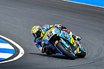 EG 0,0 Marc VDS' rider Tom Luthi of Switzerland rides during the MotoGP Official Test at Chang International Circuit on 17 February 2018, in Buriram, Thailand. Photo by Kaikungwon Duanjumroon / Power Sport Images