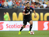 Philadelphia, PA - June 11, 2016: USA forward Clint Dempsey during a Copa America Centenario Group A match between United States (USA) and Paraguay (PAR) at Lincoln Financial Field.