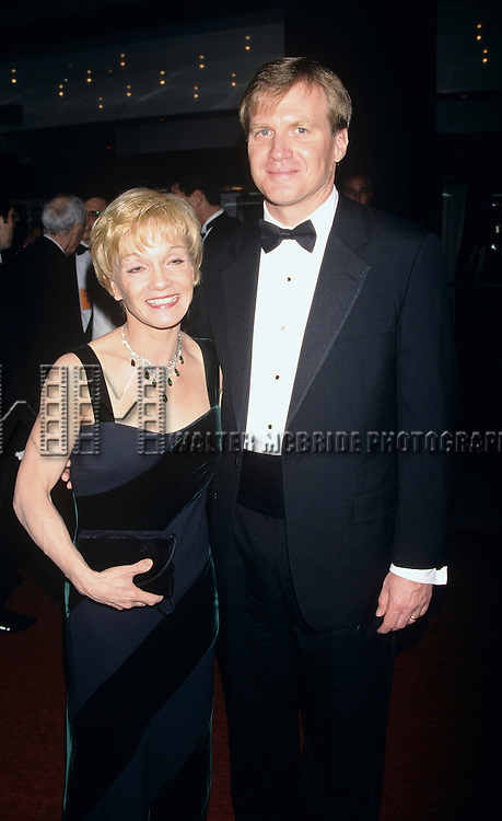 Cathy Rigby attends the 1999 Tony Awards held on June 6, 1999 at the Gershwin Theatre in New York City.