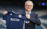 160218 Alex McLeish Scotland