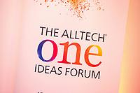 19.10.2018 Alltech One Ideas Forum