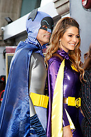 LOS ANGELES - JAN 9:  Keven Undergaro, Maria Menounos at the Burt Ward Star Ceremony on the Hollywood Walk of Fame on JANUARY 9, 2020 in Los Angeles, CA