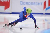 SHORTTRACK: DORDRECHT: Sportboulevard Dordrecht, 23-01-2015, ISU EK Shorttrack, Elise CHRISTIE (GBR | #119), ©foto Martin de Jong