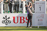 Ian Poulter of England tees off the first hole during the 58th UBS Hong Kong Open as part of the European Tour on 08 December 2016, at the Hong Kong Golf Club, Fanling, Hong Kong, China. Photo by Marcio Rodrigo Machado / Power Sport Images