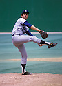 Los Angeles Dodgers Tommy John(25) in action during a game from his career. Tommy John played for 26 years with 6 different teams and was a 4-time All-Star(David Durochik/SportPics)(David Durochik/SportPics)