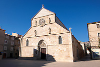 Church of the Assumption of The Holy Mary [ Crkva Marijinog Uznesenja ] Pag  island,  Croatia