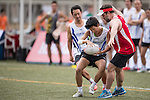 Flight Centre vs PCCW Solutions during Swire Touch Tournament on 03 September 2016 in King's Park Sports Ground, Hong Kong, China. Photo by Marcio Machado / Power Sport Images