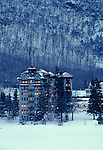 View of the Balsams, Dixville, New Hampshire, USA