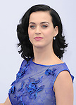 Katy Perry <br />  at The Columbia Pictures and Sony Pictures Animation L.A. Premiere of The Smurfs 2 held at The Regency Village Theatre in Westwood, California on July 28,2013                                                                   Copyright 2013 Hollywood Press Agency